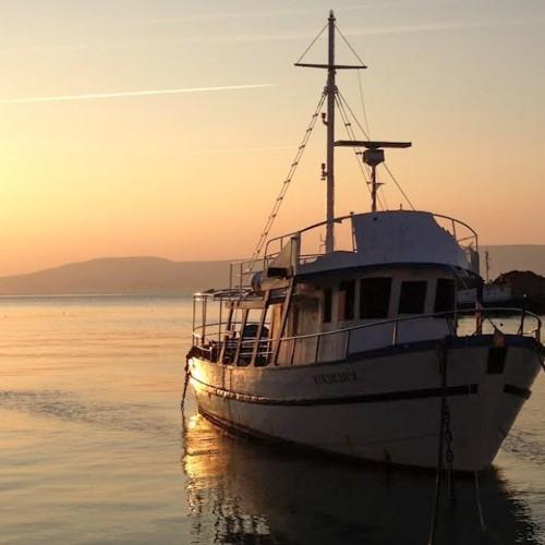Kremenik boat Klenovica